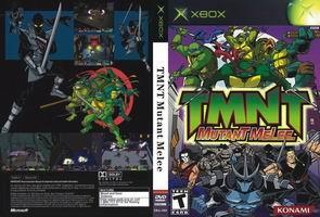《忍者神龟3:变种格斗(TMNT Mutant Melee)》