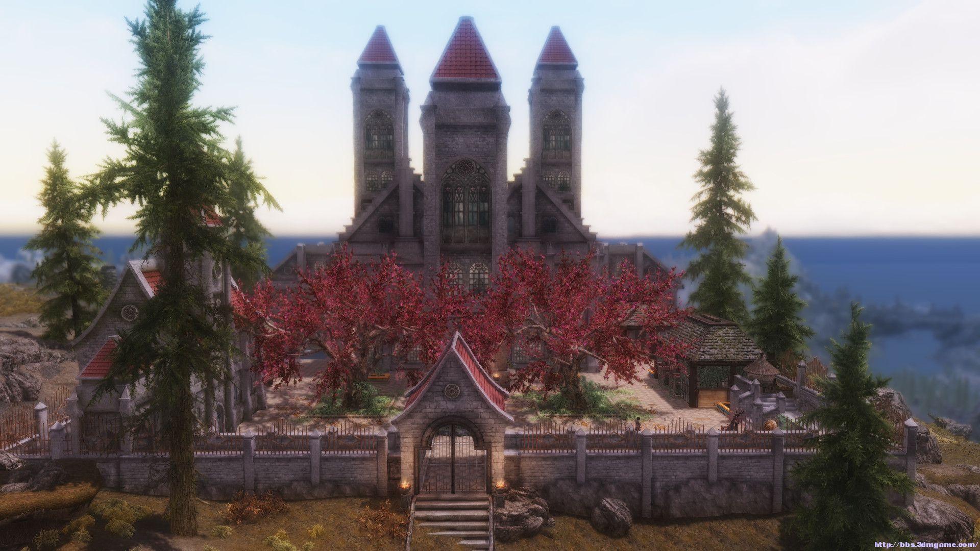 房子手工制作大全图片城堡