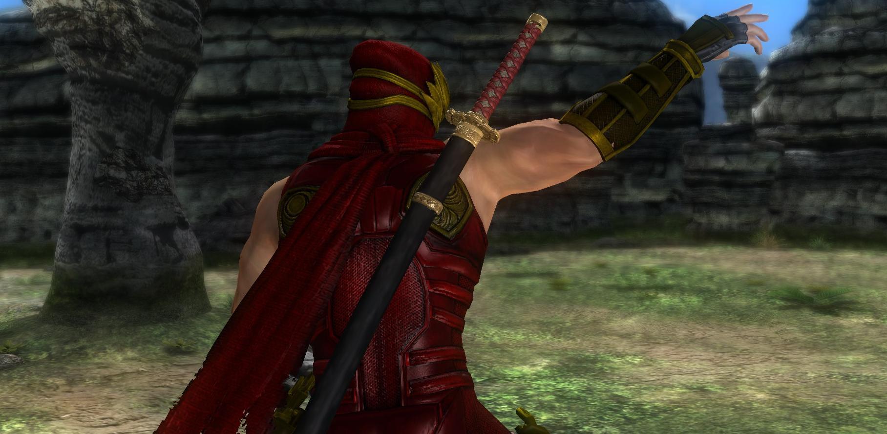 死或生5:最后一战 红衣忍者mod