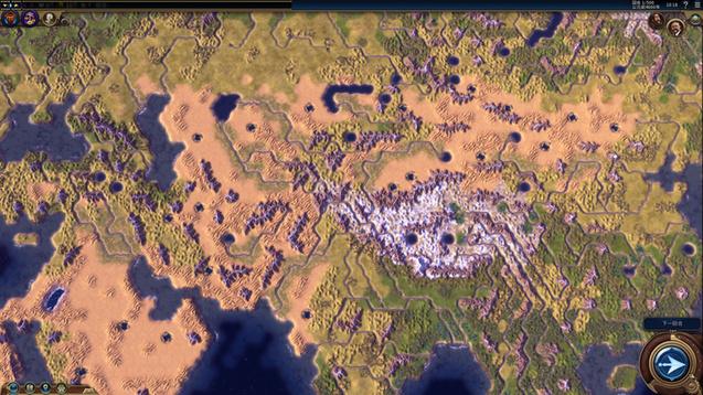 文明6地图mod 图片合集图片