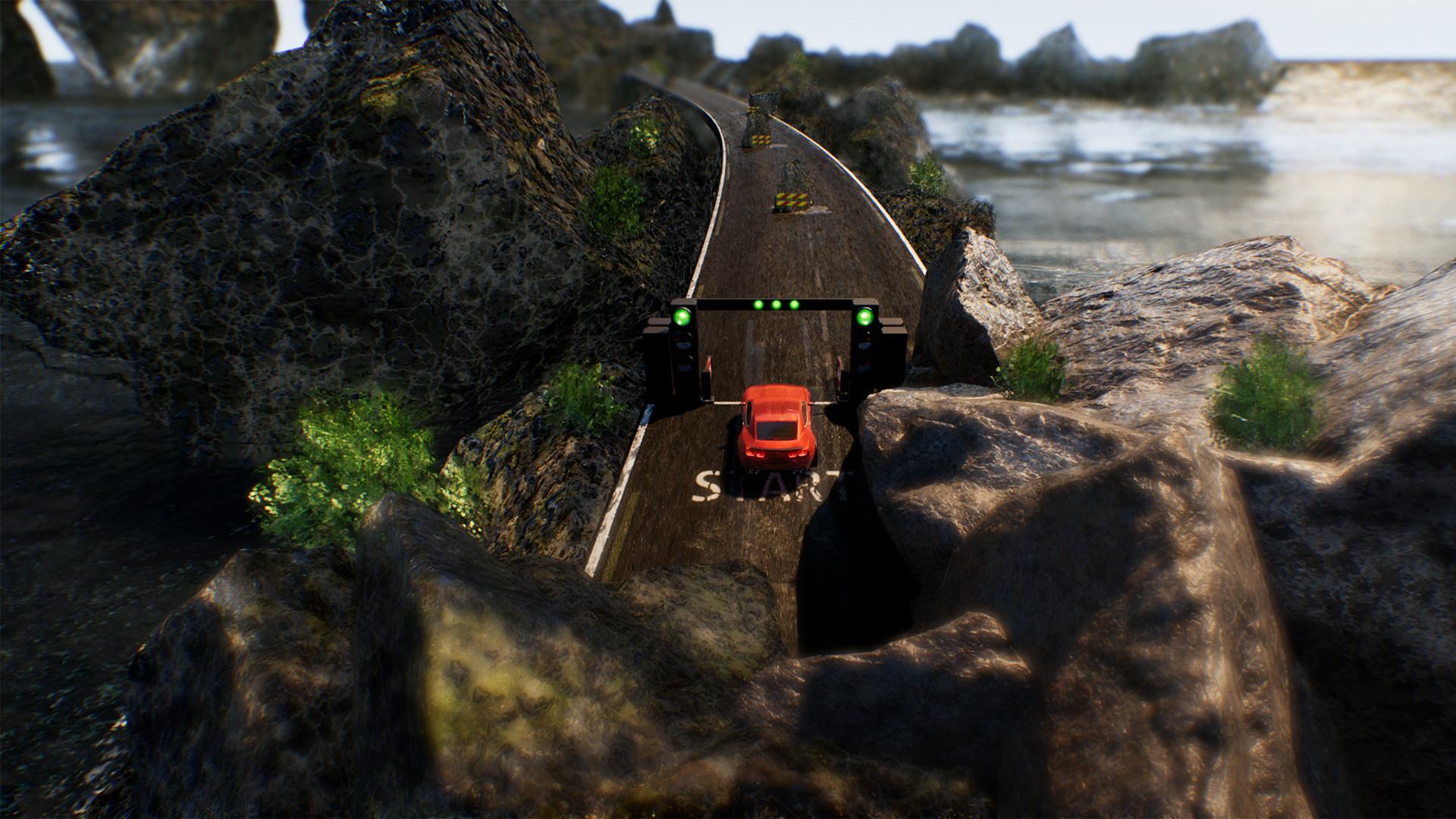 疯狂汽车越野赛pc电脑版